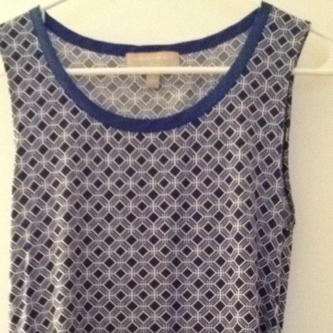 Banana Republic Top Blue, White