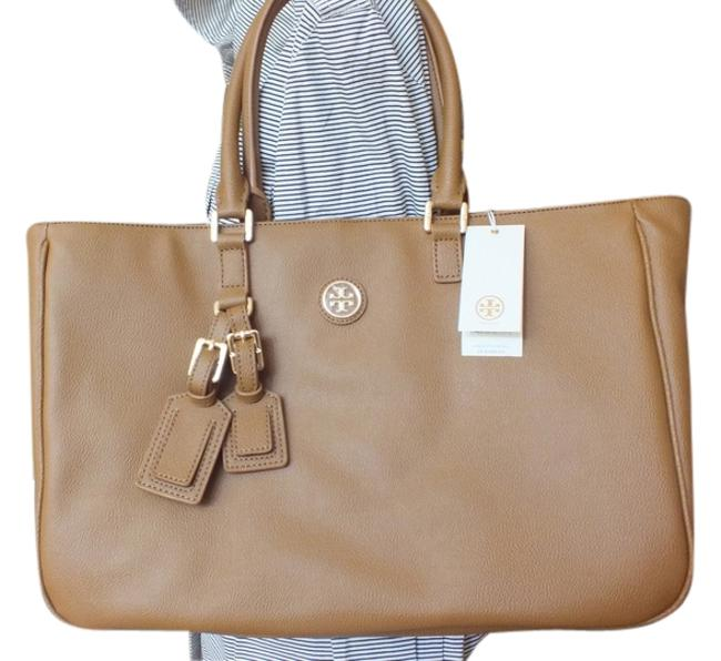 Item - Bag Roslyn Style#28159888 Color: Luggage/201 Luggage/201 Coated Canvas Tote