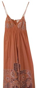 Tracy Reese short dress Soft orange on Tradesy