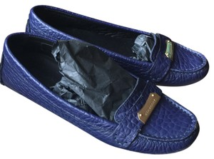 Burberry Bright regency Blue Flats