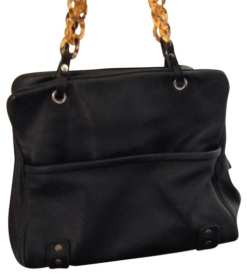Preload https://item2.tradesy.com/images/anthropologie-handbag-black-leather-shoulder-bag-1397806-0-0.jpg?width=440&height=440
