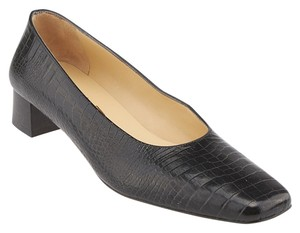 Salvatore Ferragamo Vintage Black Formal
