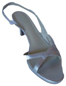 Naturalizer Sandal Silver Sandals