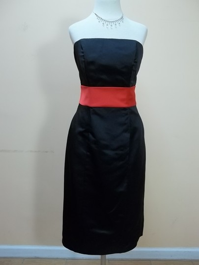 Impression Bridal Black/Red 1699 Dress