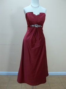 Impression Bridal Claret 1711 Dress