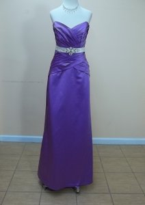 Impression Bridal Purple 1724 Dress