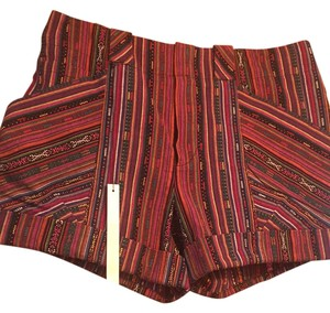 Gar-De Cuffed Shorts Multi color