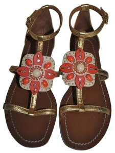 Tory Burch Maura Flower New Sandals