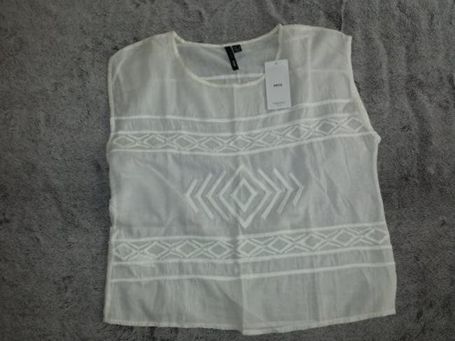 Mango Top White
