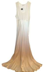 Calvin Klein Wedding Slinky Gown Satin Gown Wedding Gown Dress