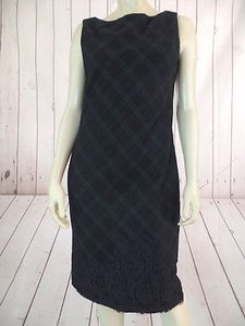 Talbots Navy Dress