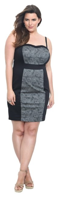 Torrid Size 18 Hourglass Bodycon Dress
