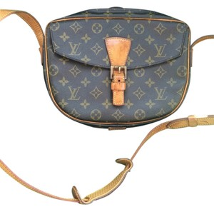 Louis Vuitton Monogram Jeune Fille Lv Vuitton Cross Body Bag