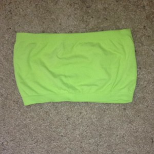 Nikibiki Top Lime Green