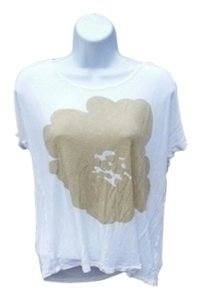 Kensie T Shirt White