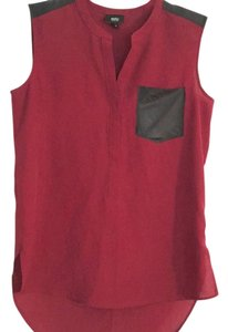 Mossimo Supply Co. Top Red