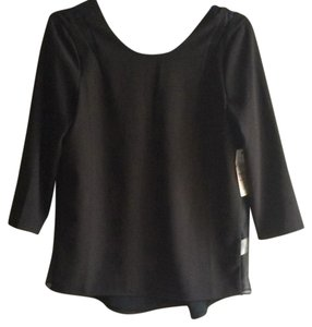 Cooper & Ella Top Black