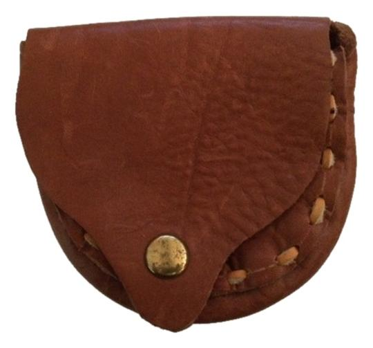 Other Hand-Crafted Pouch that Slides on Belt