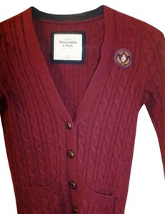 Abercrombie & Fitch Knit Button Down Cardigan