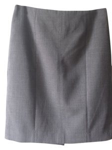 Ann Taylor Skirt Grey