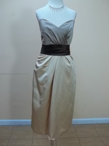 Impression Bridal Gold/Bronze/Espresso 1770 Dress