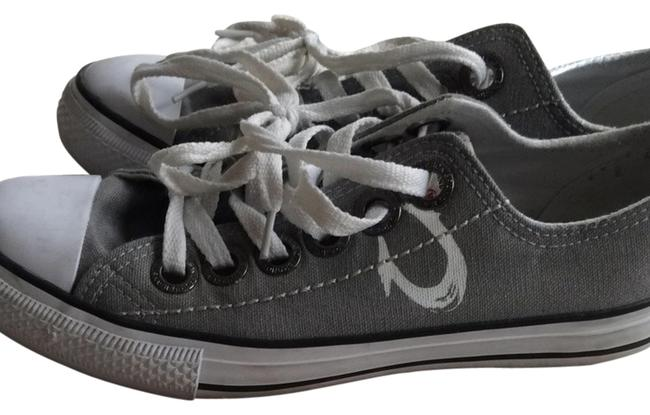 Item - Grey Sneakers Size US 7 Regular (M, B)