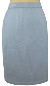 St. John St Pencil Skirt Blue