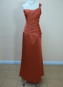 Impression Bridal Burnt Orange 1776 Dress