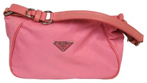 Prada Cross Travel Pouch Shoulder Bag