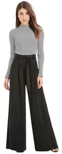 Other Trousers Wide Trouser Wide Leg Pants Black