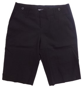 Banana Republic Stretch Martin The Martin Dress Shorts Black