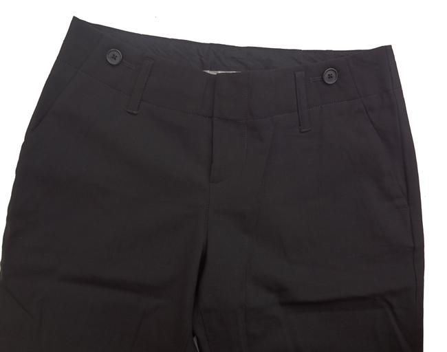 Banana Republic Martin The Martin Gabardine Wool Dress Shorts Black