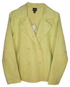 Eileen Fisher Cotton Twill Jacket
