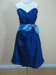 Impression Bridal Indigo/Cornflower 20039 Dress