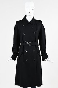 Gucci Wool Double Trench Coat