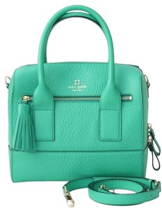 Kate Spade Satchel in Seaglass