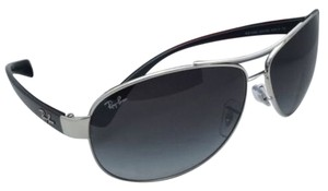 Ray-Ban New RAY-BAN Sunglasses RB 3386 003/8G 67-13 Silver Aviator Frame w/Grey Gradient Lenses