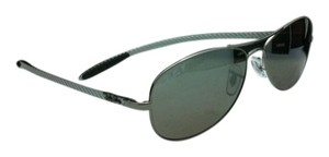 Ray-Ban New Ray-Ban Polarized Sunglasses Tech Series RB 8301 004/N8 59-14 Gunmetal Frame w/ Grey Gradient Lenses
