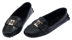 Tory Burch Kendrick Loafer New Black Flats