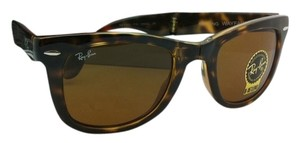Ray-Ban New Ray-Ban Sunglasses FOLDING WAYFARER RB 4105 710 50 Tortoise Frames