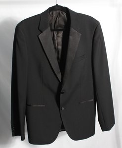 Hugo Boss Hugo Boss Mens 100% Virgin Wool Tuxedo Jacket Size 42r (xl)