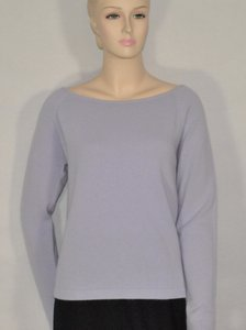 Ellen Tracy Lavender Cashmere Sweater
