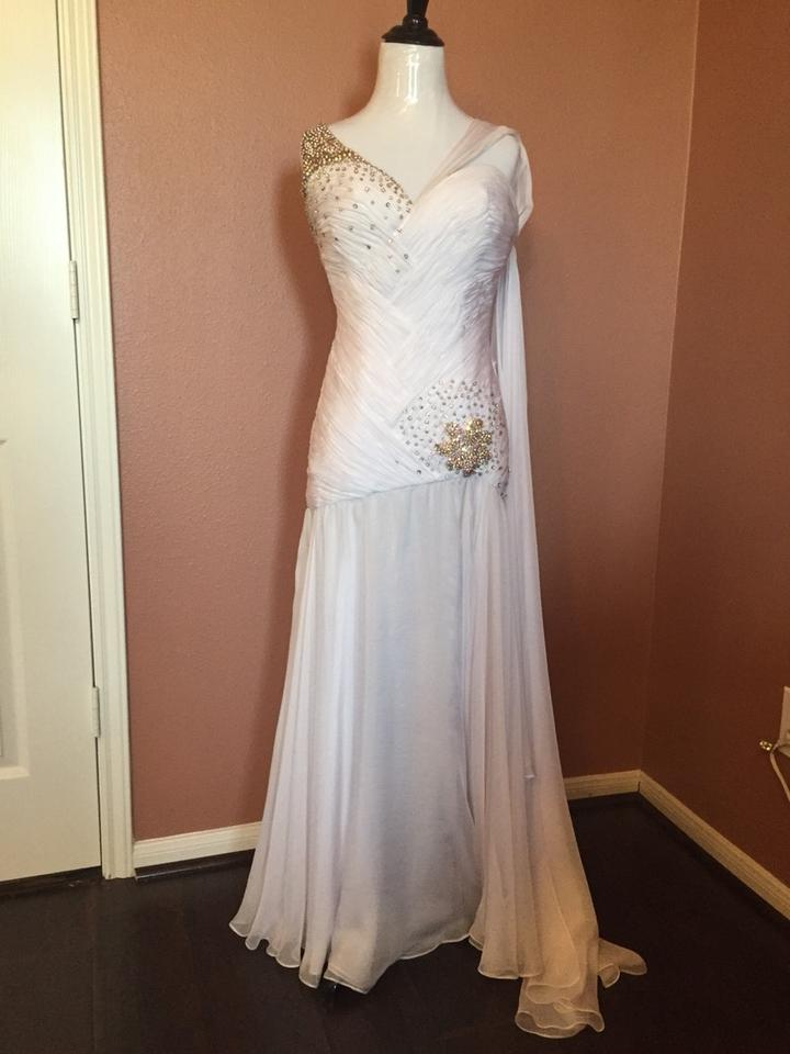 Wedding Gowns On Sale: Mac Duggal Couture Wedding Dress On Sale, 75% Off