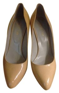Sergio Rossi Party Designer Nude Pumps