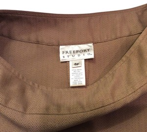 Freeport Studio Skirt Tan