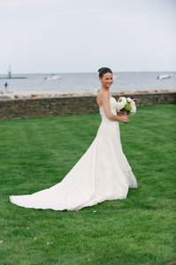 CHRISTOS 4015 Wedding Dress