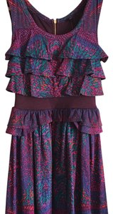 Marc by Marc Jacobs short dress Purple, pink, and teal. on Tradesy