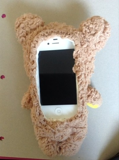 Other Rilakkuma Doll Iphone4/4S Case