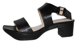 ALL BLACK Black Sandals - item med img