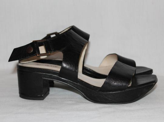 ALL BLACK Black Sandals Image 1